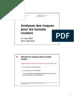 Analyses des risques pour les tunnels routiers.pdf