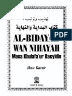 Al Bidayah Wa Nihayah, Masa Khulafaur Rasyidin, Ibnu Katsir