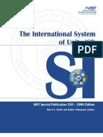 النظام العالمي للوحدات    The International System of Units SI