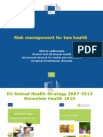 European Honey Bee Health 2013 304-Laddomada