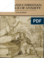 Dodds - Pagan and Christian in an Age of Anxiety