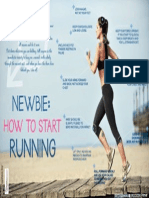 Newbie How to Start Running