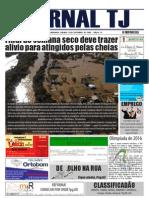 Jornal TJ, BISEMANAL, ASSINE, JORNAL DE SAPIRANGA