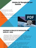 Sistemas Globales de Navegación por Satélite - GNSS 1