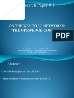 Gprs Edge(Formatted)