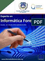 2. Experto en Informatica Forense