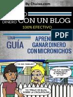 Como Ganar Dinero Con Un Blog 1.0