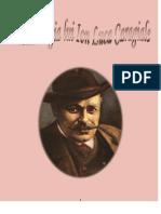Dramaturgia Lui Ion Luca Caragiale