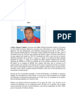 La Historia Del Futbol Zico