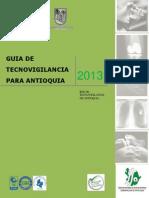Guia de Tecnovigilancia Para Antioquia 2013