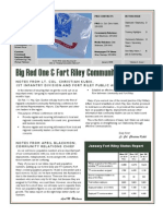 01-2008 Big Red One and Fort Riley Community Update