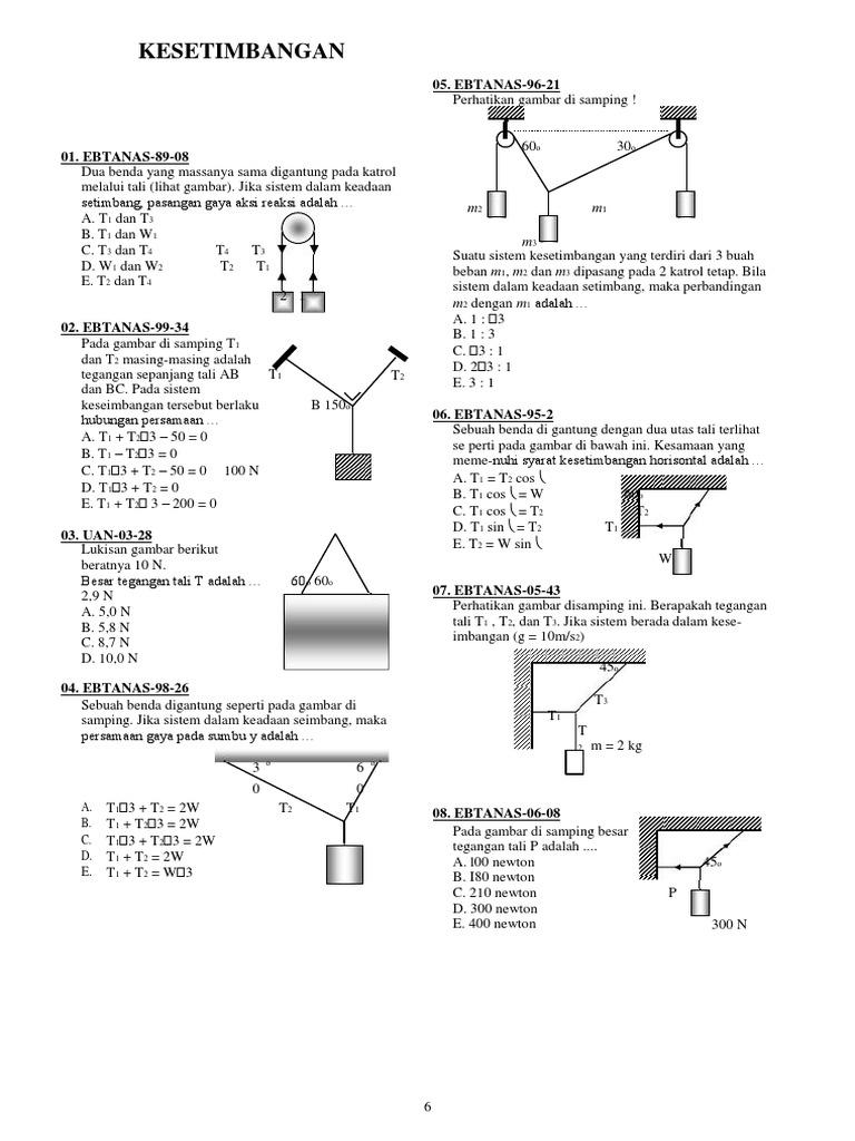 Sma Fisika 1 Mekanika