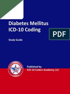 diabetes de código icd 9 con hiperglucemia