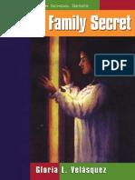 Rina's Family Secret by Gloria L. Velasquez
