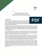 Lampiran Pedoman Program Hibah Penelitian Perubahan Iklim Dari DNPI