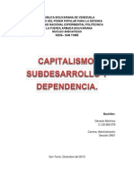 Generalidades Sobre La Sociedad Capitalista