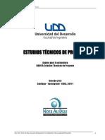Estudios Tecnicos V9.0 2011-1
