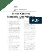 Pcentered Principles