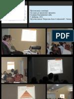 Prezentovanje seminara na sednici Nastavničkog veća