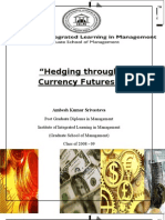 Hedging Through Currency Futures