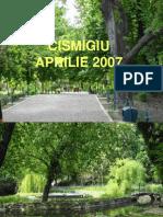 Bucuresti Cismigiu Aprilie2007