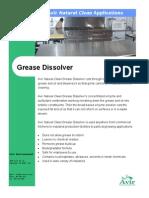 Grease Dissolver2