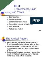 Ch 3 - Financial Statements, Cash Flow