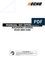 Roçadeira SRM-2305