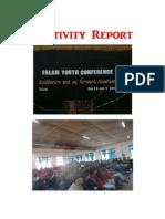 FYC Activity Report