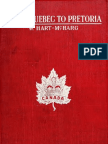 (1902) From Quebec to Pretoria with the Royal Canadian Regiment