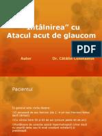 Atacul Acut de Glaucom
