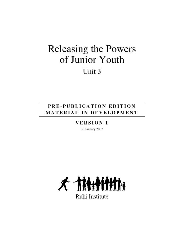 Ruhi bk 53 releasing the powers of junior youth unit 3 ruhi bk 53 releasing the powers of junior youth unit 3 spirituality weaving fandeluxe Choice Image