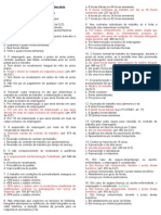 175236415 Apostila de Exercicios Legislacao Trabalhista1