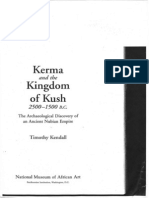 Kerma and the Kingdom of Kush