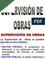 Supervision de Obra 1