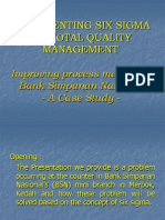 Dialog Six Sigma Case Study Halili Group