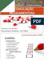 reconciliaomedicamentosa-jofar-130919144218-phpapp02