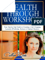 Wealth Through Workshops