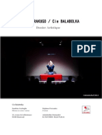Dossier Artistique Cie Balabolka 2014