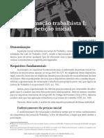 Prática Trabalhista Reclamação Trabalhista I Petição Inicial Daniele Sehli.pdf