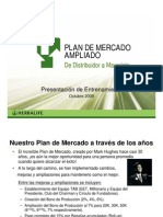 Mejoras 2009 en el plan de marketing Herbalife
