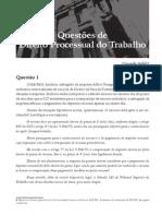 Questões de Direito Processual do Trabalho Daniele Sehli.pdf