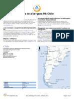 HI Guia de Albergues Juveniles Chile
