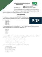 Guia de Ejercicios Mov RECTILINEO 2013