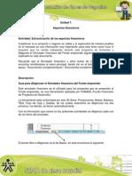 Actividad de Aprendizaje unidad 7, Estructuración de los Aspectos Financieros