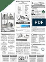 Boletim Informativo - 4 de outubro de 2009