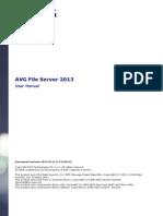 AVG FileServer UserManual En