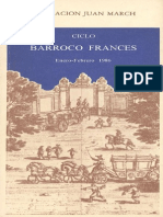 Barroco Frances
