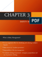 Chapter 3 Safety