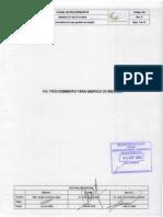 154 Proc Para Gestion de Riesgos